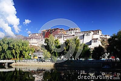 Potala Palace of Tibet