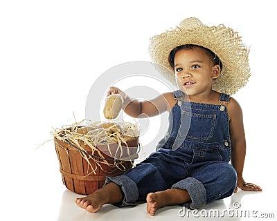 Potato Baby