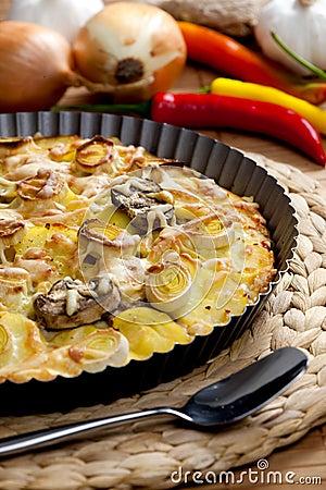 Free Potato Cake Royalty Free Stock Images - 10435609