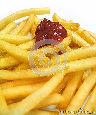 Free Potato Chips Royalty Free Stock Photography - 816677