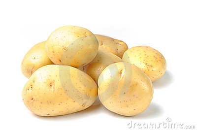 Potatos Stock Image - Image: 13954181