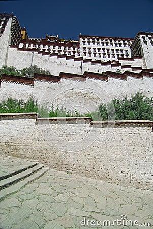 Potola Palace Tibet