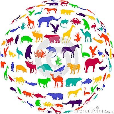 Potpourri animal kingdom