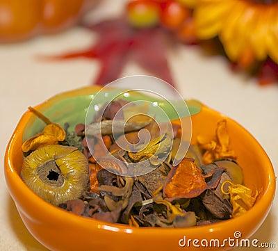 Free Potpourri Thanksgiving Themed Stock Photo - 47260030