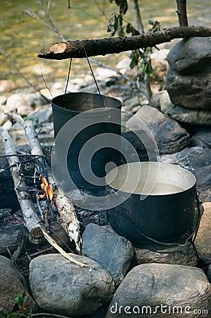 Free Pots Royalty Free Stock Photography - 65581447
