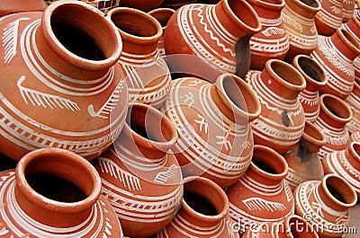 Pots of India