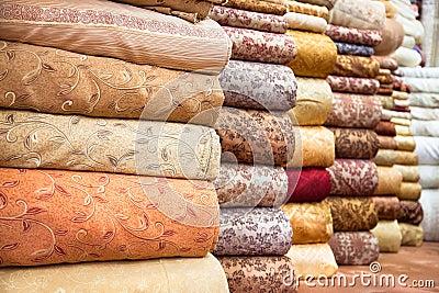 Pots store in old bazar
