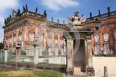 Potsdam castle