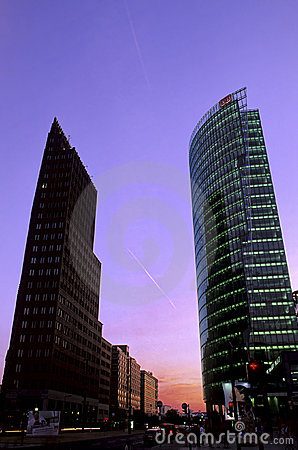 Potsdamer Platz- Berlin, Germany