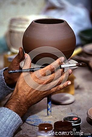 Potter- Peru