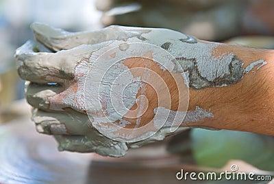 Potter s Hands