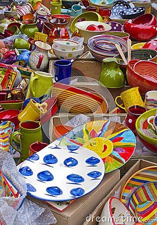 Pottery, Aix-en-Provence France