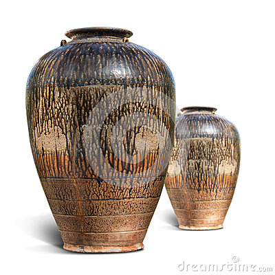 Pottery for Decorate