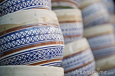 Pottery Handiwork