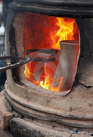 Free Pottery Kiln Stock Image - 18714041