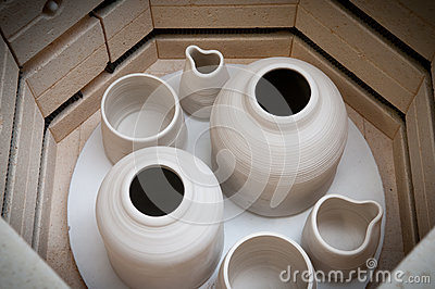 how to make a pottery kiln