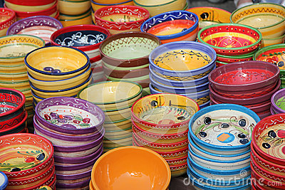 Pottery in the Provence