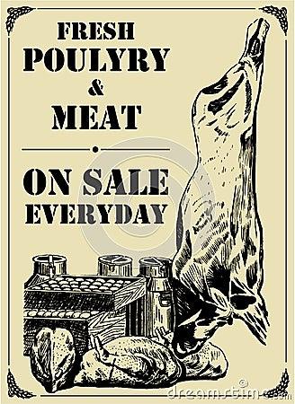 Poultry & Meat Sin