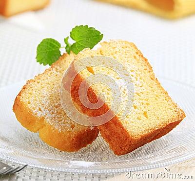 Free Pound Cake Royalty Free Stock Photography - 13281067