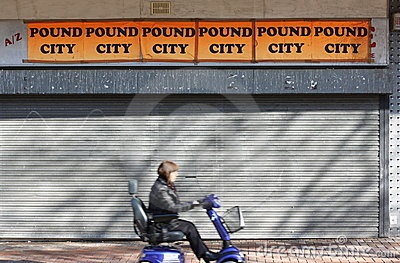 Pound City Editorial Photography