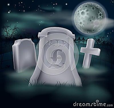 Pound Sterling grave concept