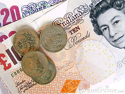 Pounds Editorial Stock Photo