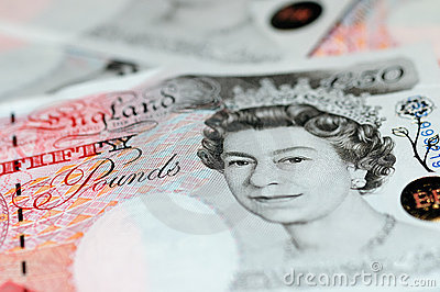 Pounds note - Fifty