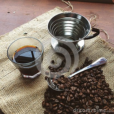 how to make a pour over cup of coffee