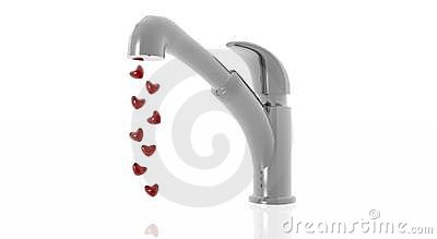 Pouring Love