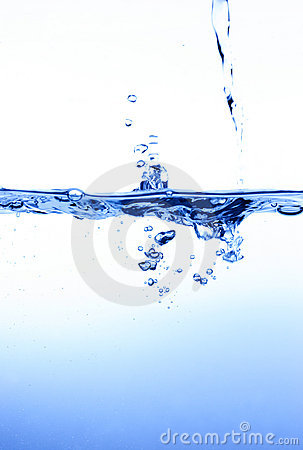 Free Pouring Water Royalty Free Stock Image - 1859626