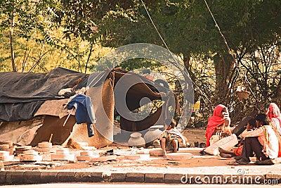 Poverty Editorial Photo