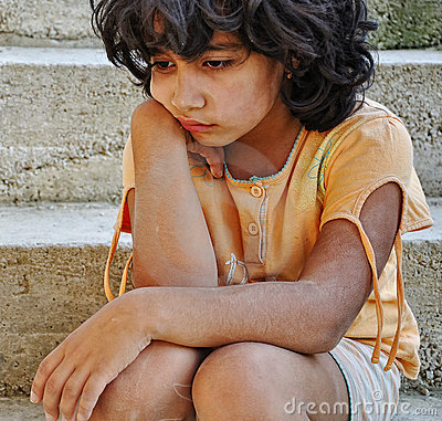 Free Poverty And Poorness On The Expression Royalty Free Stock Image - 10824096