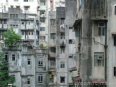Poverty in the Slums