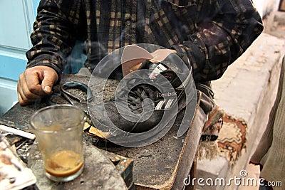 Poverty - Tunisia Editorial Image