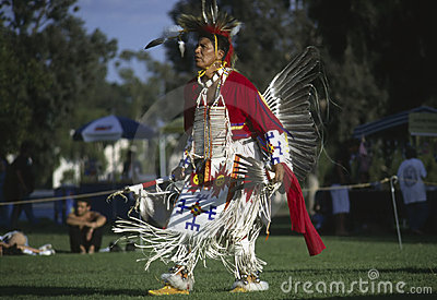 Pow wow Editorial Photography