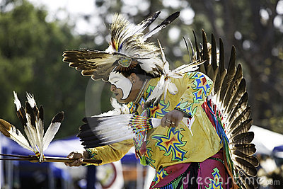 Pow Wow 24 Editorial Stock Image