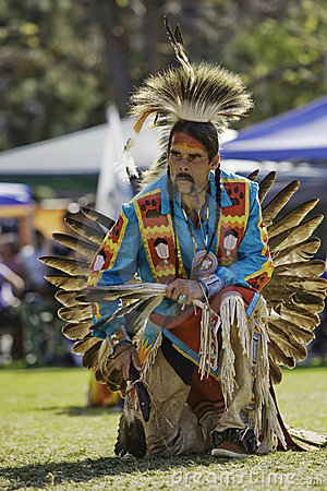 Pow Wow 25 Editorial Image