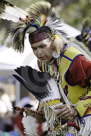 Pow Wow 29 Editorial Stock Photo