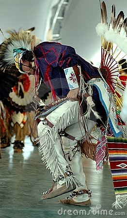 Pow Wow Dancer 3