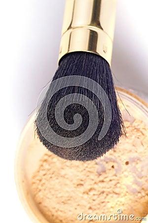 Free Powder Brush Stock Photography - 379182