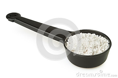 Powder spoon