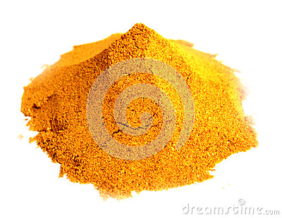 Powder turmeric