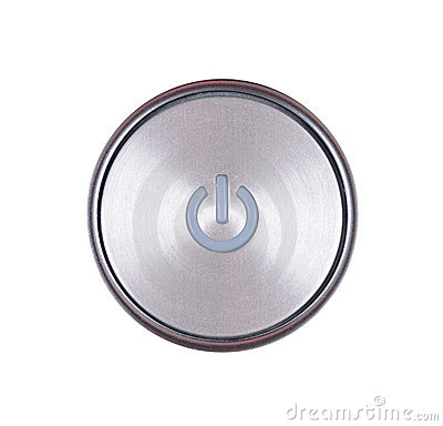 Free Power Button Stock Photography - 14154962