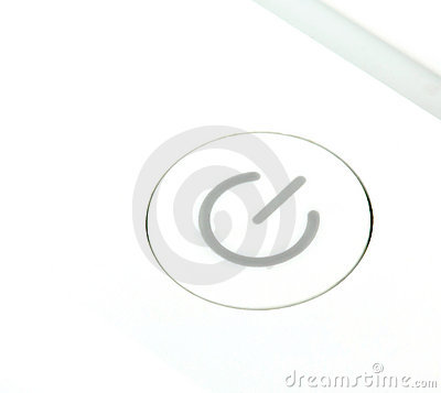 Free Power Button Royalty Free Stock Images - 19992449