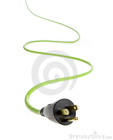 Free Power Cable Royalty Free Stock Photography - 8119477