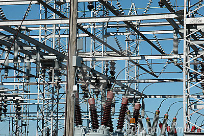 Power distribution site