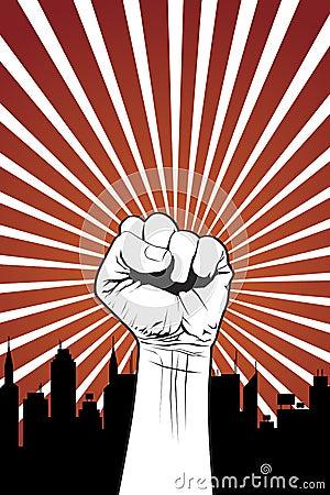 Free Power Fist Stock Photos - 2839053