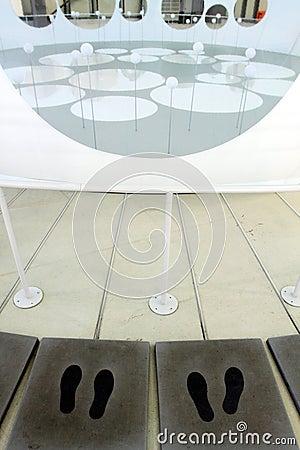 Power Generating Floor