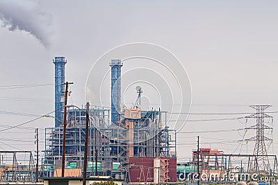 Power Generating Plant