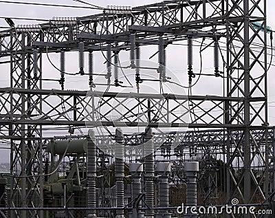 Power generation transformer